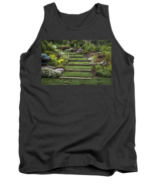 Soft Stairs Tank Top
