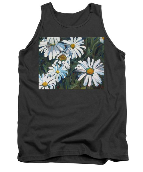 Some Are Daisies Tank Top