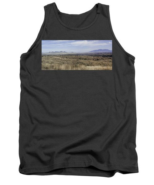 Tank Top featuring the photograph Sonoita Arizona by Lynn Geoffroy