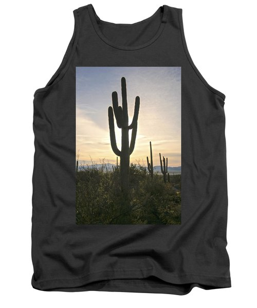 Sonoran Desert View Tank Top