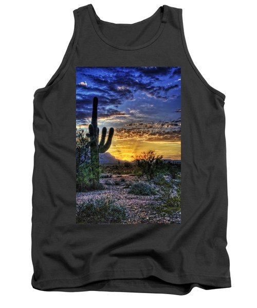 Sonoran Sunrise  Tank Top