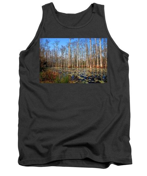South Carolina Swamps Tank Top