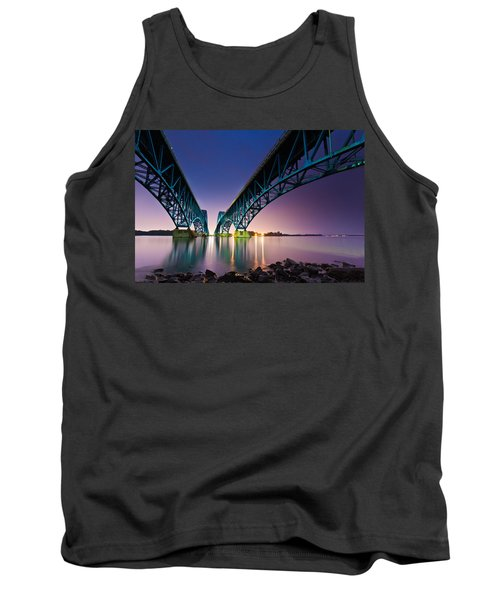 South Grand Island Bridge Tank Top