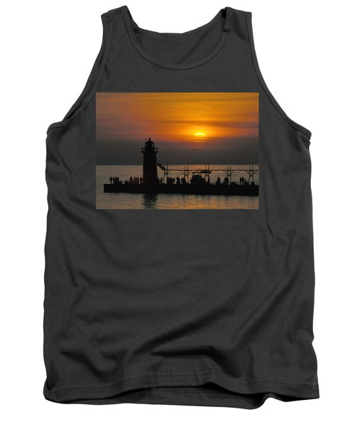 South Haven Lighthouse Tank Top