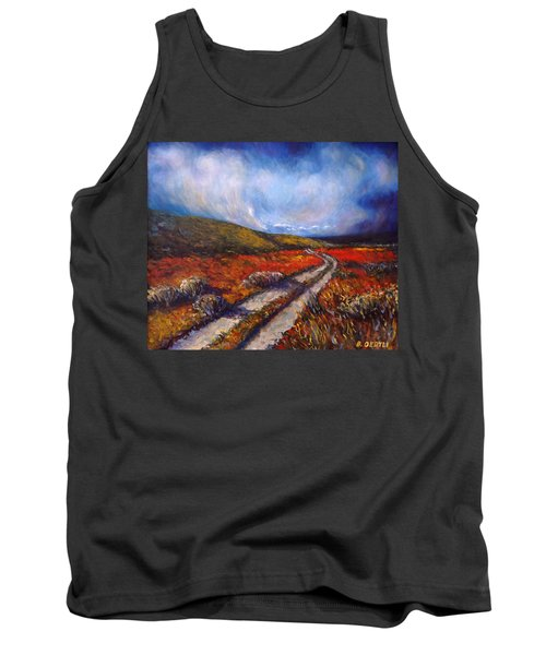 Southern California Road Tank Top