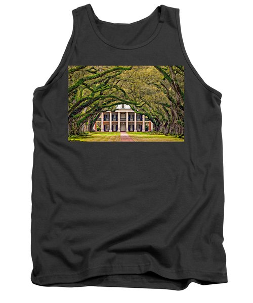 Southern Class Oil Tank Top
