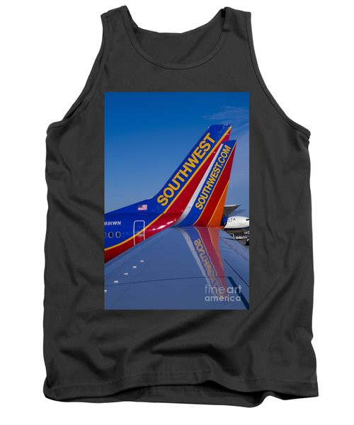 Southwest Tank Top by Steven Ralser