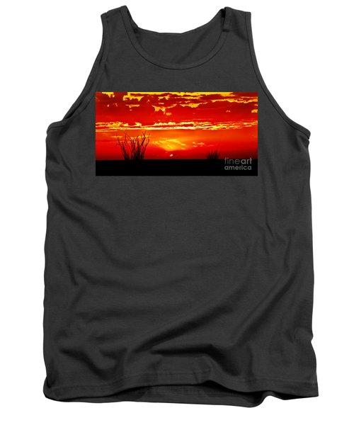 Southwest Sunset Tank Top