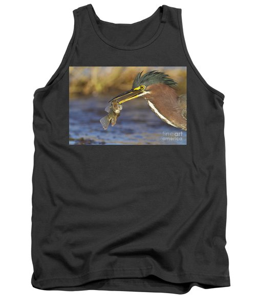 Tank Top featuring the photograph Speared by Bryan Keil