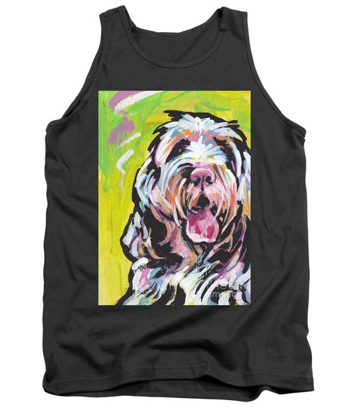 Spin One Baby Tank Top