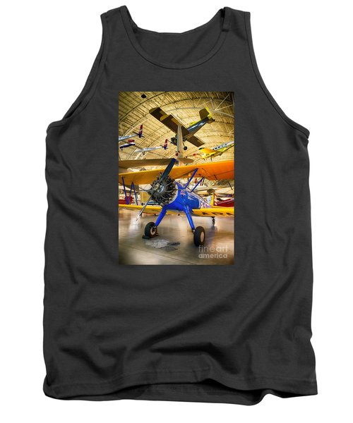 Spirit Of Tuskegee Tank Top