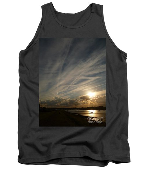 Spirits Flying In The Sky Tank Top