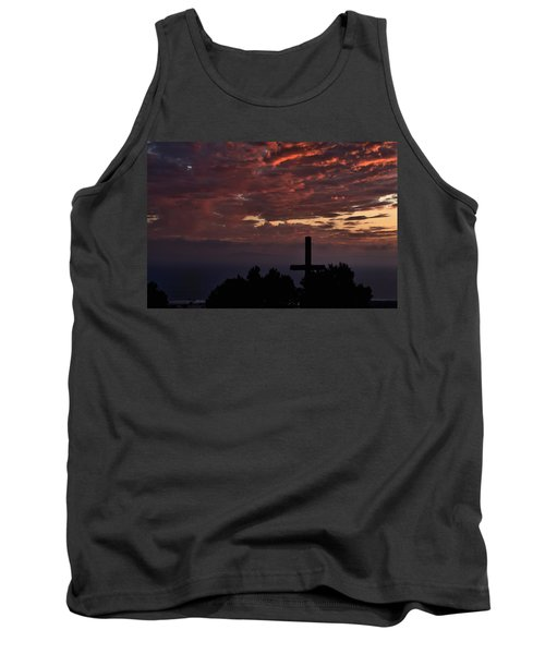 Tank Top featuring the photograph Spiritual Retreat by Michael Gordon