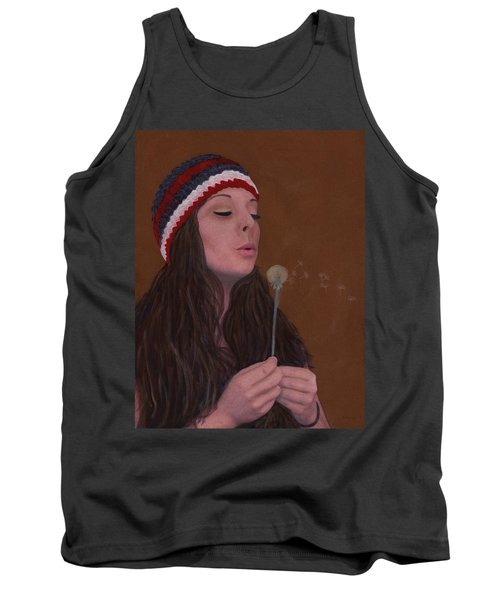Spreading The Seeds Tank Top