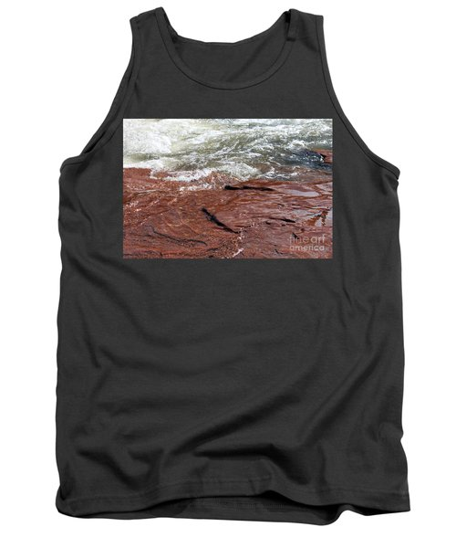 Spring At Sedona In Spring Tank Top
