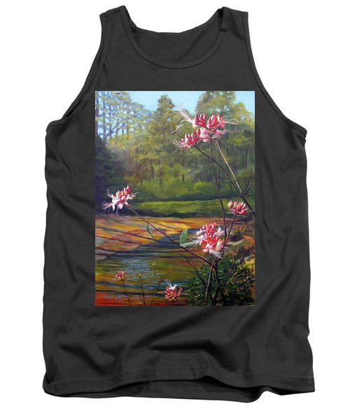 Spring Blooms On The Natchez Trace Tank Top