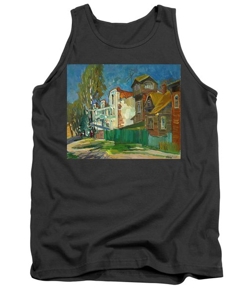 Spring In The Province Tank Top