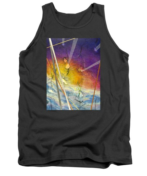 Spring Is Sprung Tank Top by Jack Malloch