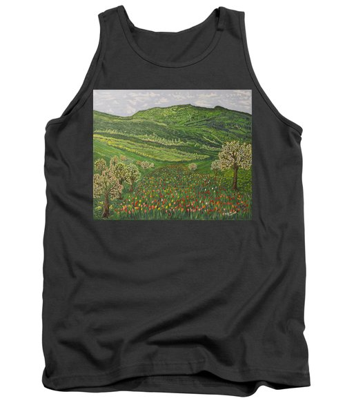Spring Remembrances Tank Top
