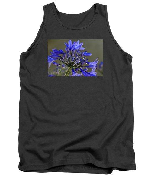 Spring Time Blues Tank Top