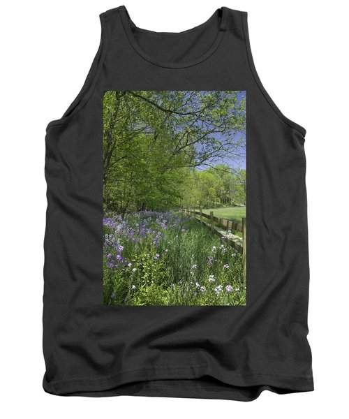Spring Wildflowers Tank Top