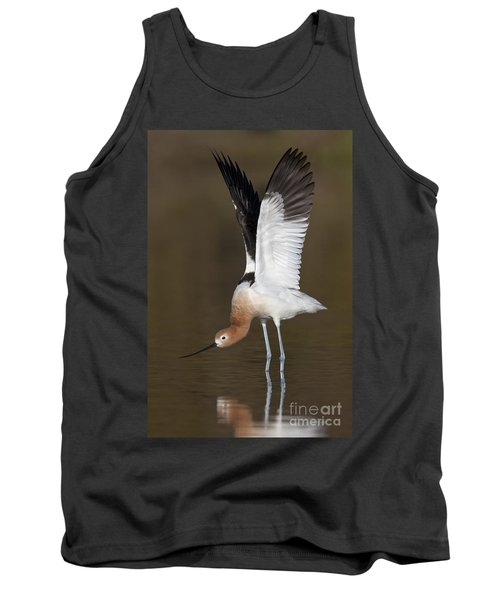 Tank Top featuring the photograph Sstretchhh by Bryan Keil