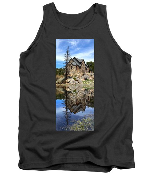 St. Malo Church Tank Top