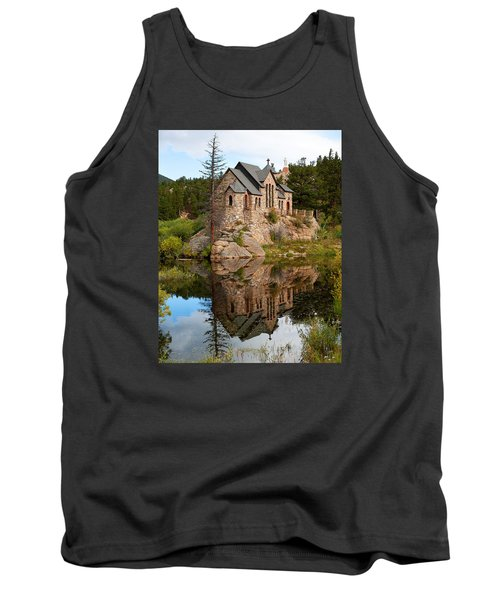 Tank Top featuring the photograph St. Malo by Jim Garrison