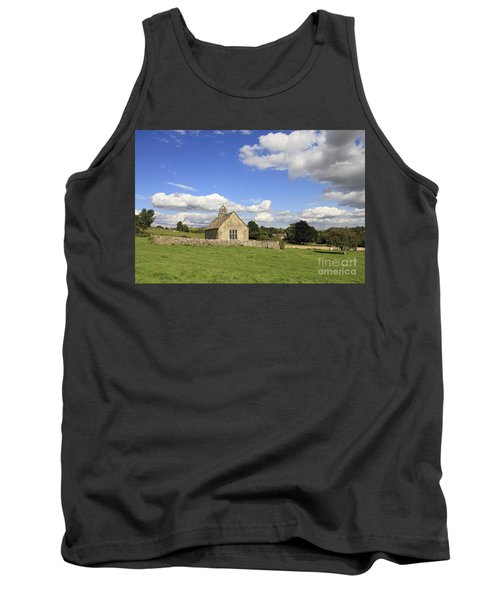 St Oswalds Chapel Oxfordshire Tank Top