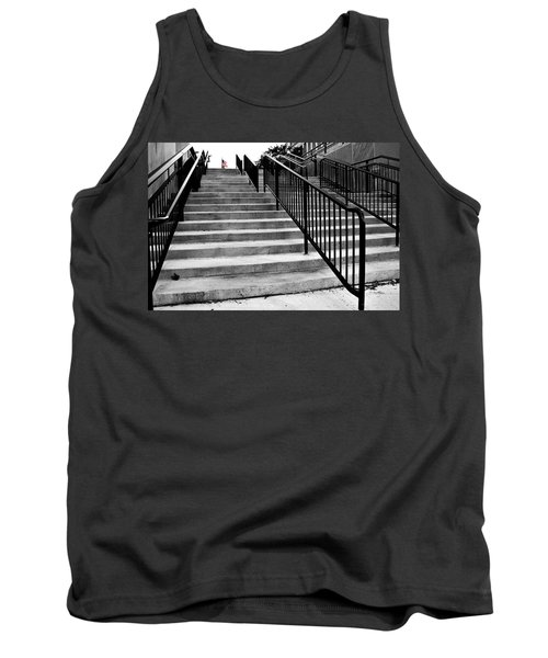Stairway To Freedom Tank Top