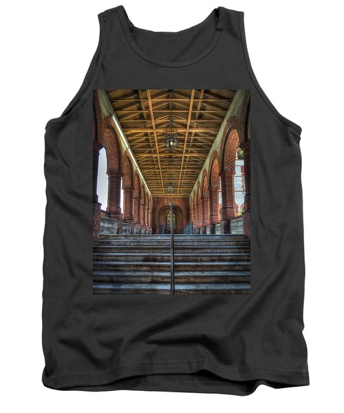 Stairway To History Tank Top