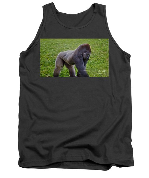 Stand Off Tank Top