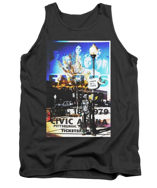 Standin On The Corner Tank Top
