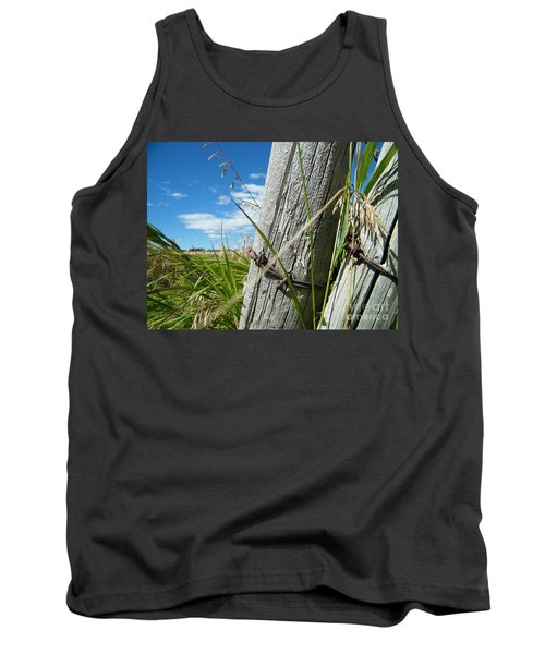 Standing Guard Tank Top