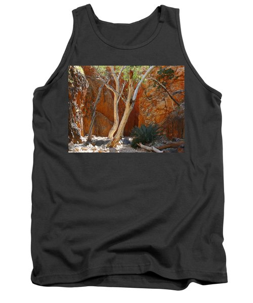 Standley Chasm Tank Top by Evelyn Tambour