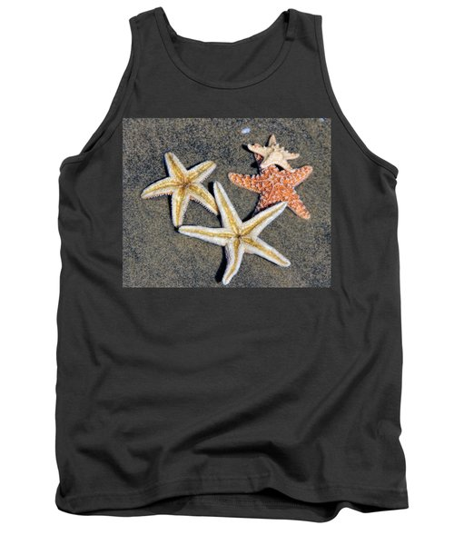 Starfish Tank Top by Tammy Espino