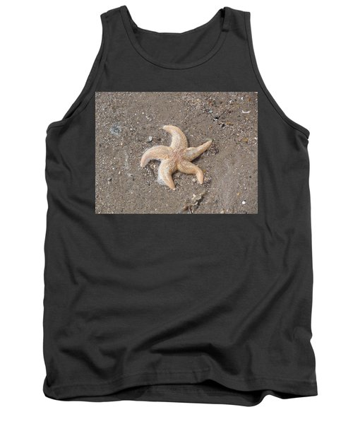 Tank Top featuring the photograph Starfish by Tiffany Erdman