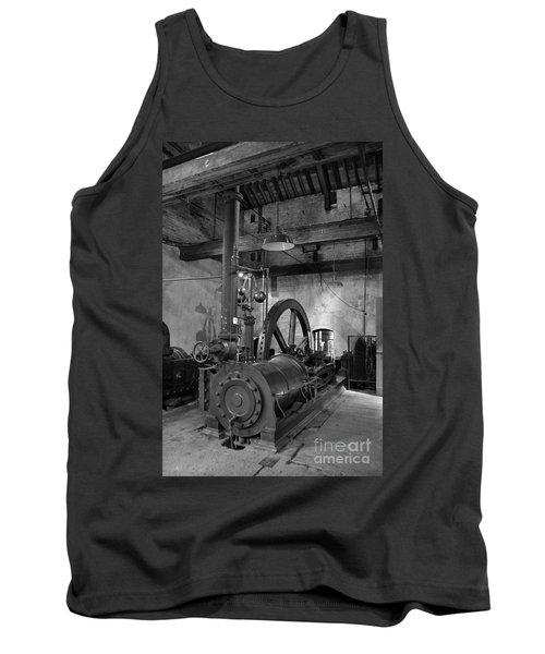Steam Engine At Locke's Distillery Tank Top by RicardMN Photography