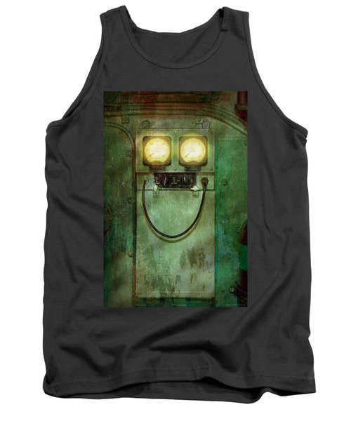 Steampunk - Be Happy Tank Top
