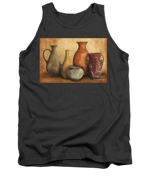 Still Life-c Tank Top by Jean Plout