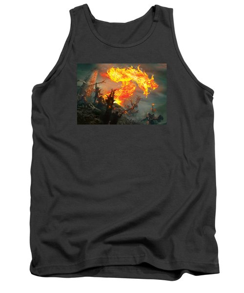 Stoke The Flames Tank Top