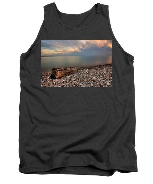 Stone Beach Tank Top by James Dean