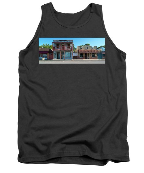 Stores At The Roadside, Isleton Tank Top