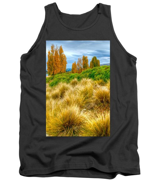 Storm Approaches Tank Top