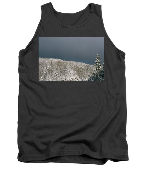 Tank Top featuring the photograph Storm's A'brewin' by David Porteus
