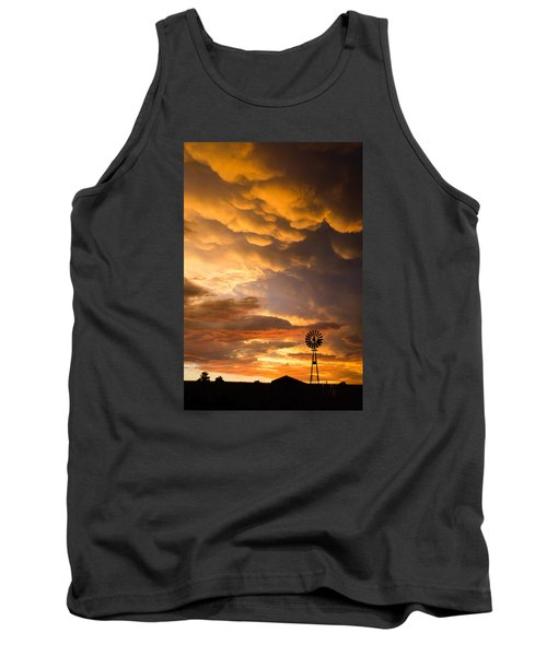 Stormy Sunrise Tank Top