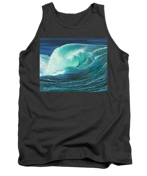 Stormy Wave Tank Top
