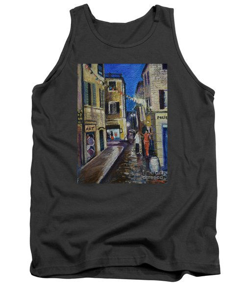 Street View Provence 2 Tank Top