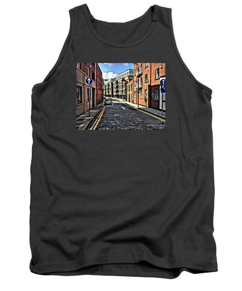 Streets Of Ireland Tank Top
