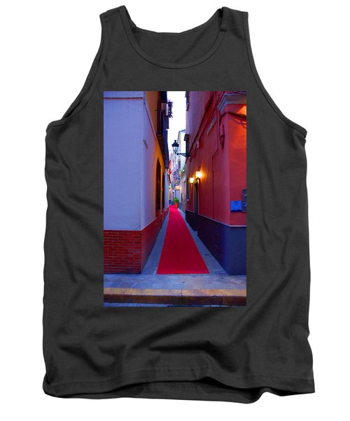 Streets Of Seville - Red Carpet  Tank Top